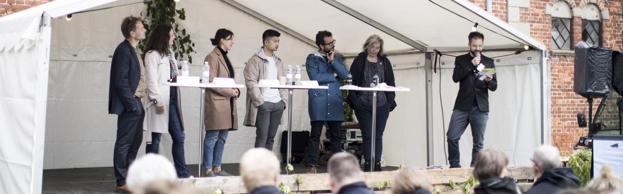 Smag for Livet på Madens Folkemøde. Foto: Christian Lykking.
