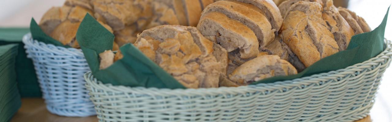 Vores daglige brød - eller anden basismad med kulhydrater - er muligvis også knyttet til en grundsmag: Smagen af stivelse. Foto: Stagbird
