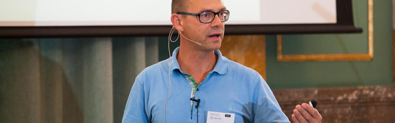 Michael Bom Først. Foto: Jonas Drotner Mouritsen.