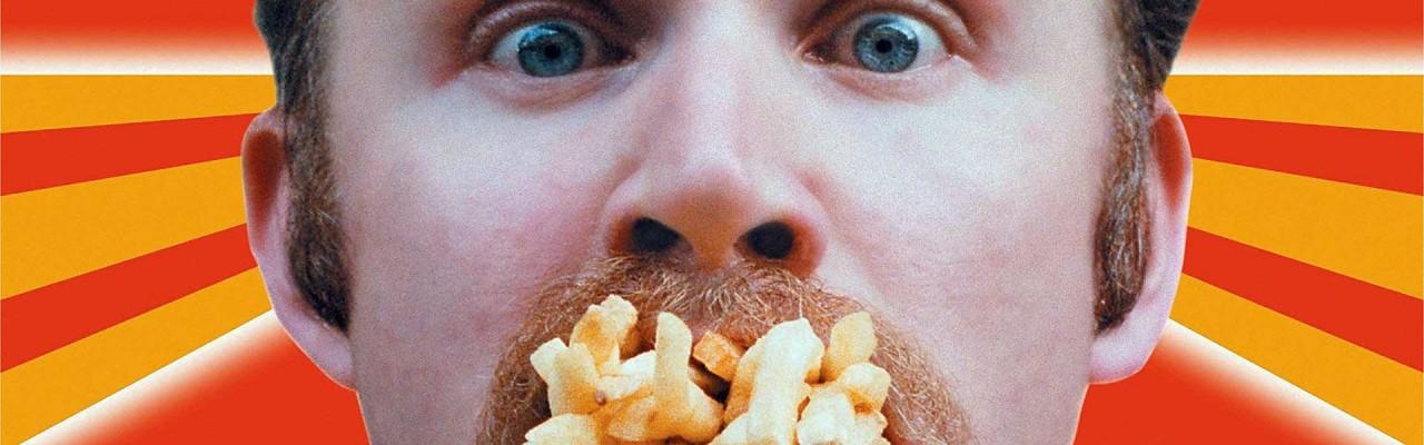 Super Size Me af Morgan Spurlock, 2004. Pr-foto fra filmen.