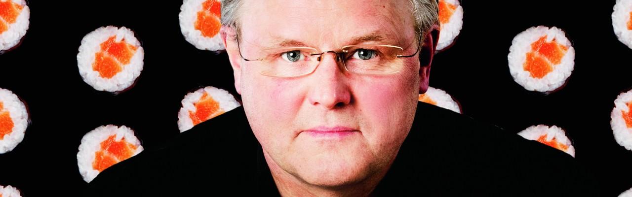 Ole G. Mouritsen - ny professor i gastrofysik på Københavns Universitet. Foto: Jakob Carlsen