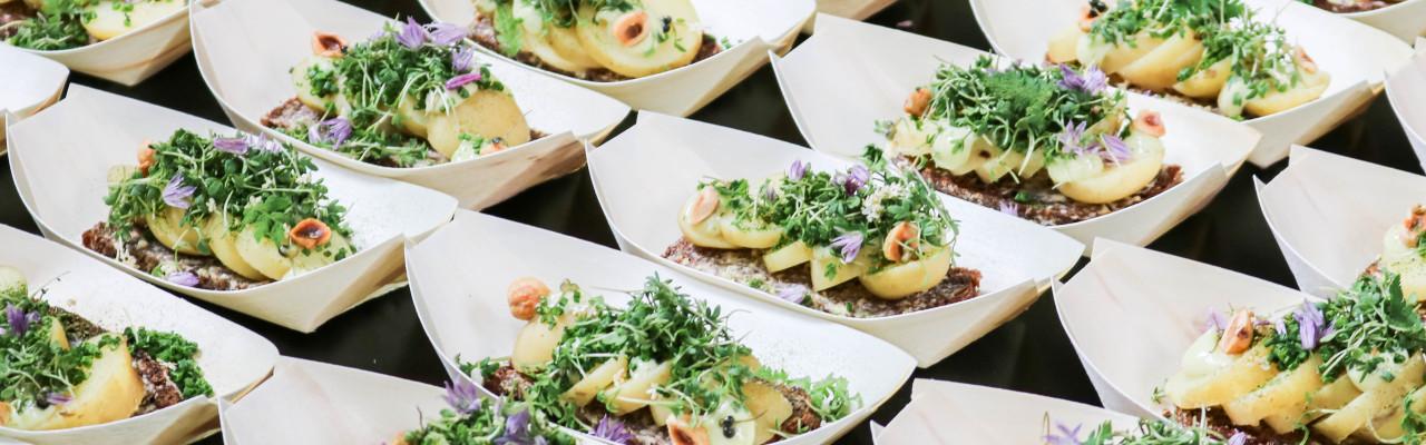 Vi kan opleve madens smag i mange dimensioner. Her følger en guide. Foto: Julia Sick