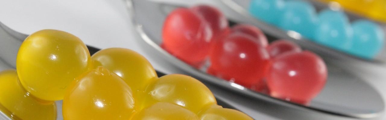 Molekylær gastronomi.