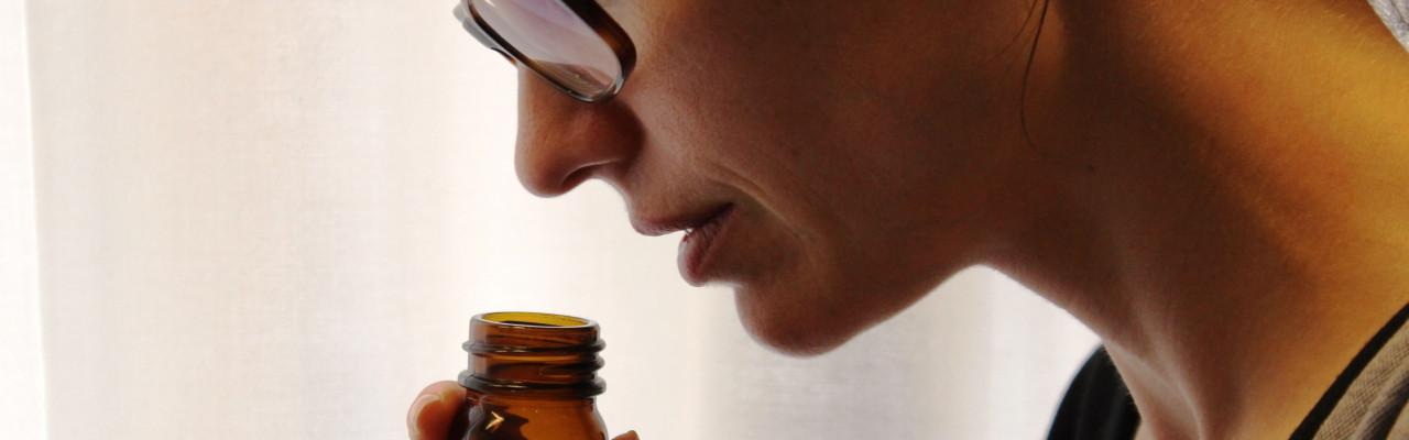 Lugtesansen er væsentlig for vores oplevelse af smag. Foto: Patricia DeCosta